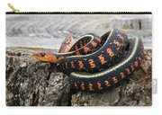 Snakes On A Stump Carry-all Pouch