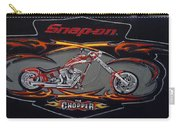 Snap-on Chopper Carry-all Pouch