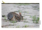 Sneaky Marsh Rabbit Carry-all Pouch