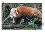 Sneaky Red Panda Carry-all Pouch
