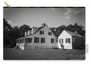Snee Farm And Charles Pinckney Carry-all Pouch