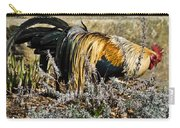 Sneeking Rooster Carry-all Pouch