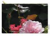 Sniff - Tea Rose Carry-all Pouch
