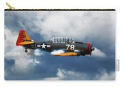 Snj-5  Texan T-6  Smoke On Carry-all Pouch