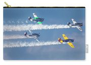 Snj Texan T-6 Areobatic Smoke On Carry-all Pouch