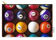 Snooker Balls Carry-all Pouch