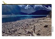 Snow Above Moraine Lake Carry-all Pouch