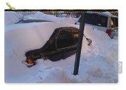Snow Car Carry-all Pouch