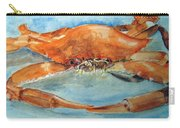 Snow Crab Is Ready Carry-all Pouch