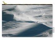 Snow Drift Carry-all Pouch