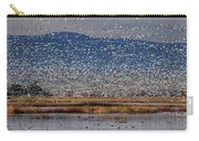Snow Geese Landing Carry-all Pouch