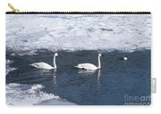 Snow Geese On The Move Carry-all Pouch