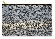 Snow Geese Spring Migration Carry-all Pouch