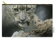 Snow Leopard 11 Carry-all Pouch