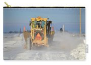 Snow Plowing Carry-all Pouch
