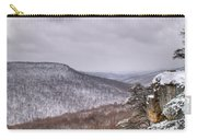 Snow Remoteness Carry-all Pouch