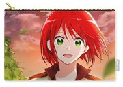 Snow White With The Red Hair Carry-all Pouch