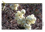 Snowberries Carry-all Pouch