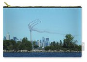 Snowbirds Circle Cn Tower Carry-all Pouch