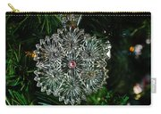 Snowcrystal Ornament 2016 Carry-all Pouch