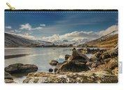 Snowdon From Llynnau Mymbyr Carry-all Pouch