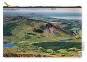 Snowdon Moutain View Carry-all Pouch