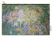 Snowdrop The Fairy And Friends Carry-all Pouch