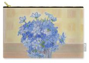 Snowdrops In A Glass Carry-all Pouch