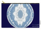 Snowflake Orb Carry-all Pouch