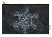 Snowflake Photo - Complicated Thing Carry-all Pouch