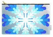 Snowflake Pile 2 Carry-all Pouch