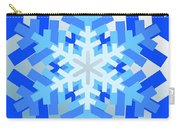 Snowflake Pile Carry-all Pouch