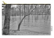 Snowless Winter         Mishawaka   Indiana     St. Joe River Carry-all Pouch