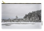 Snowscape Carry-all Pouch