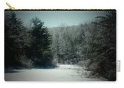 Snowy Creek Bend Carry-all Pouch