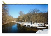 Snowy Creek Morning Carry-all Pouch