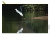 Snowy Egrets 080917-4290-1 Carry-all Pouch