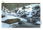 Snowy Falls Carry-all Pouch