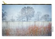 Snowy Field 2 - Winter At Retzer Nature Center  Carry-all Pouch