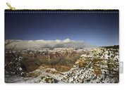 Snowy Grand Canyon Carry-all Pouch