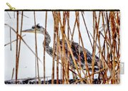 Snowy Heron? Carry-all Pouch