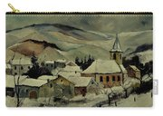 Snowy Landscape 780121 Carry-all Pouch