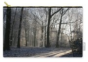 Mystical Winter Landscape Carry-all Pouch