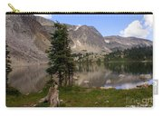 Snowy Mountain Loop 1 Carry-all Pouch