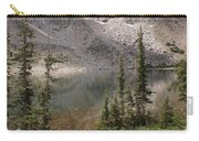 Snowy Mountain Loop 6 Carry-all Pouch