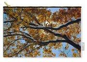 Snowy Oak Carry-all Pouch