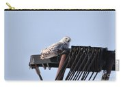 Snowy Owl 2959 Carry-all Pouch