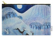 Snowy Peace Carry-all Pouch