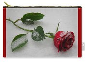 Richard's  Rose Carry-all Pouch