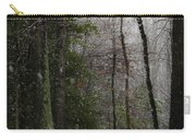 Snowy Trail Quantico National Cemetery Carry-all Pouch